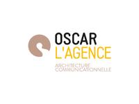 Logotype Oscar l'agence (proposition)