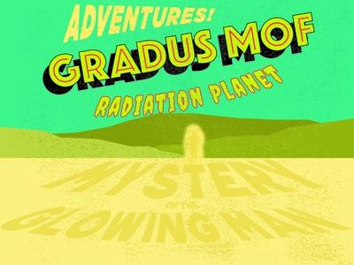 Gradus Mof Poster