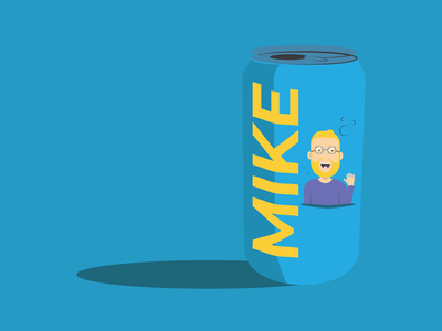 Why did I make this? Because I CAN! dad jokes branding product design illustration