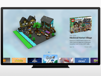 Lego apple tv set details large