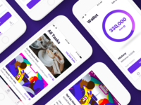 Storm Mobile App Design