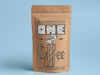 One More Coffee│Packaging Design