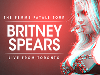 Femme Fatale Tour Blu-Ray Packaging