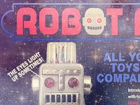 Robot Bob 3000!