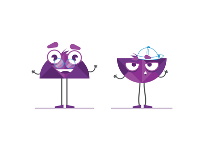 Character Design character happy funny depressed lazy excited eyes hat expressions reactions glasses vector design abstract 2d illustration flat