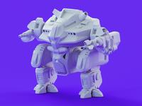 3D Mech Design