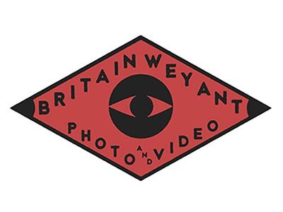 Britain Weyant Badge personal indentity badge branding logo design atx austin texas texas austin austin logo austin designer