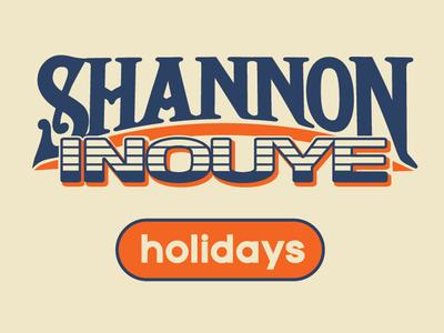 Shannon Inouye Matchbook