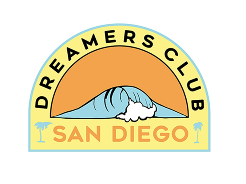 San Diego Badge austin logo graphic designer logo designer san diego logo badge austin designer