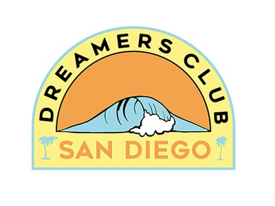 San Diego Badge