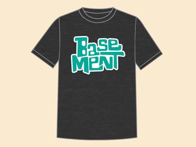 Basement x Lollapalooza Shirt