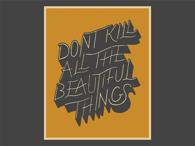The Beautiful Things