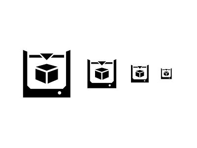 3d Printer Icon 3dprint 3dprinter 3dprinting icon