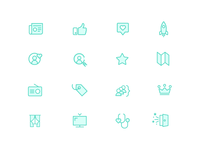 Kimola Icon Set