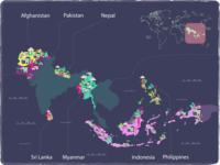 Map N-Peace - United Nations Development Program