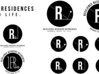 Recovery Residence Sober Living Logo