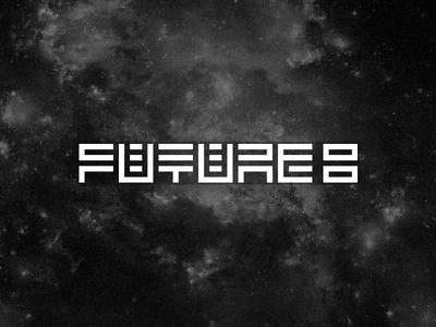 Future 8 future 8 eight typeface font alphabet manuel krueger krüger
