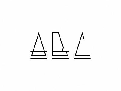 ABC #3 abc font alphabet typeface manuel krueger krüger wip