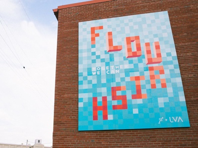 Flourish Mural