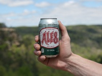 Ale-8-One Can