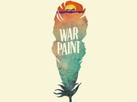 War Paint Film Poster