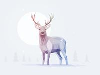 Deer Winter edition