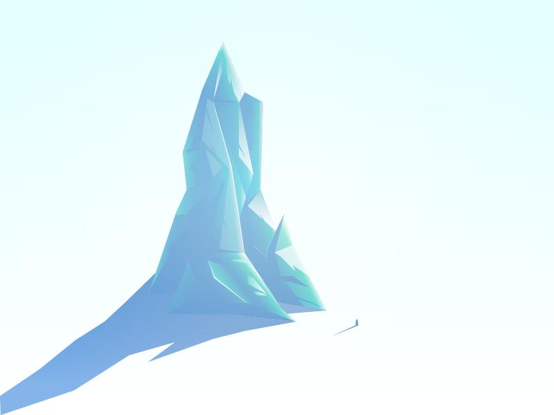 Ice fort ice