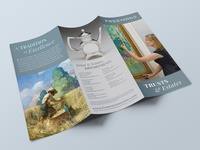 Appraisals Brochure - Front