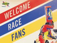 Race Signage