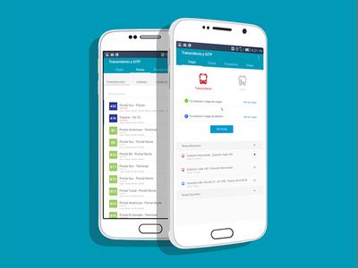 Transmilenio - Transportation App