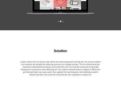 Talento - Free Adobe XD Template porfolio template adobe xd adobe xd template free template