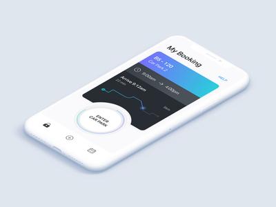 Mobile App - Parking App