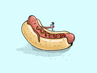 Chill Hot Dog