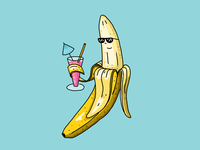 Vacation Banana