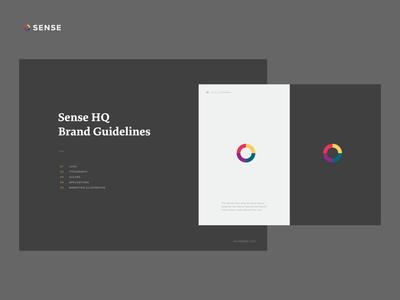 Sense Mini Brand Guide