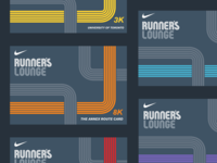 Nike Running Maps