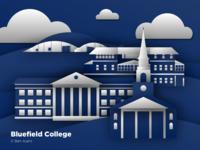 Bluefield College Campus Art