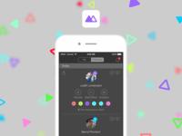 ▲△ VRTCL App