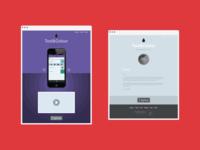 Website for Text&Colour App