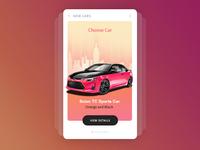 Mobile Car App