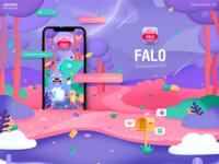 Falo APP Design Updated