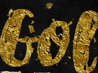 50 Gold Foil TEXTURES & BACKGROUNDS