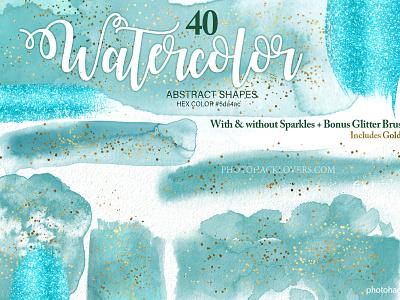 40 Blue Watercolor splash clipart backgrounds design design bundle digital download branding photoshop illustration digital paper watercolor watercolor set watercolor splash watercolor clipart