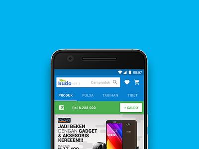 KUDO Android App app android kudo