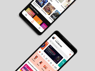 Mau? android ui ovo super app three