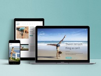 Lisa Parkes Byron Bay // Website Launch