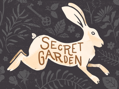 Down the rabbit hole rabbit hare bunny