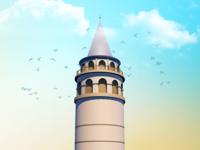 Galata Kulesi / Galata Tower