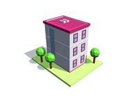Cube Buildings / 1