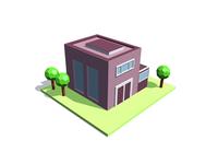 Cube Buildings / 4